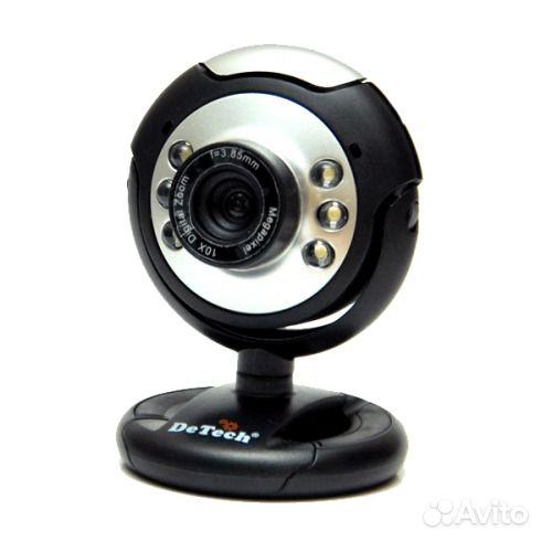 Удобная веб-камера проста в эксплуатации и обеспечивает качественное изобра