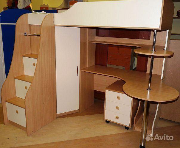 Детская мебель - то, без чего нельзя представить первые годы жизни Интернет
