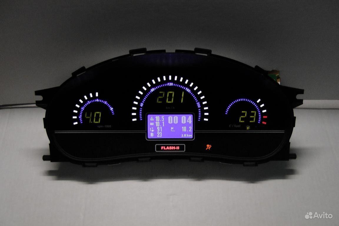 Фото №7 - электронная приборная панель ВАЗ 2110