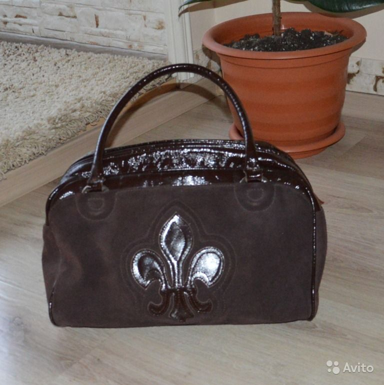 Брендовые замшевые сумки купить итальянские замшевые