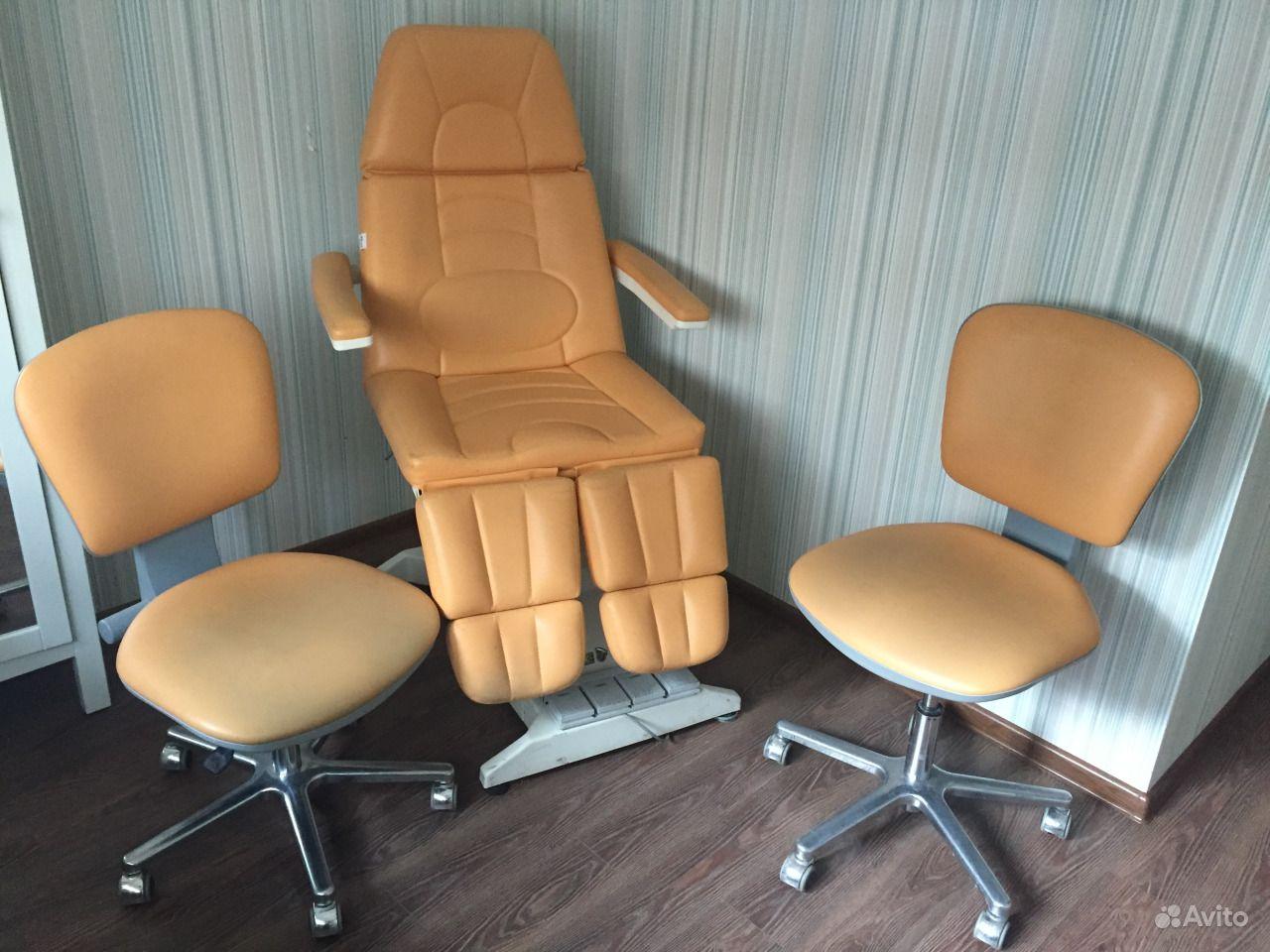 Кресло для педикюра кресло мастера клиента 2 шт. Свердловская область,  Екатеринбург