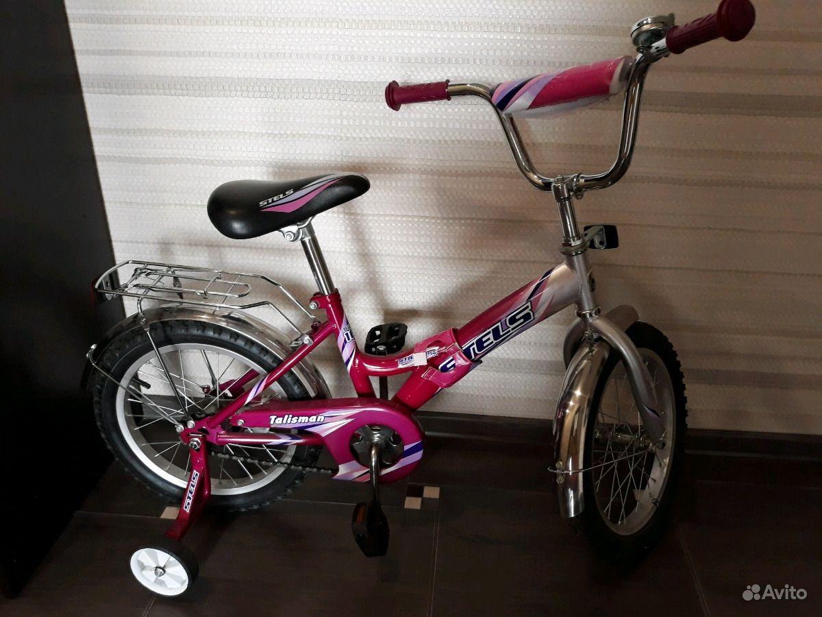 Детский велосипед.  Санкт-Петербург