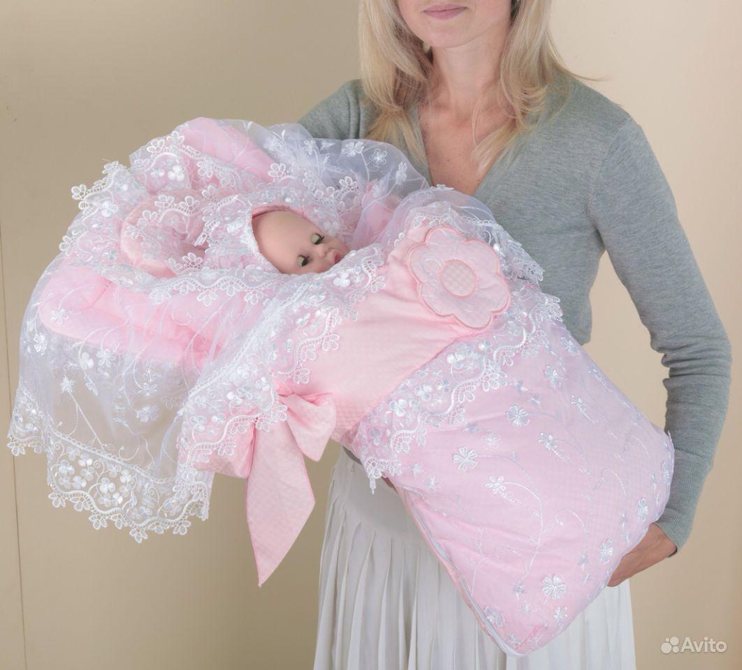 Конверт для новорожденных фото своими руками
