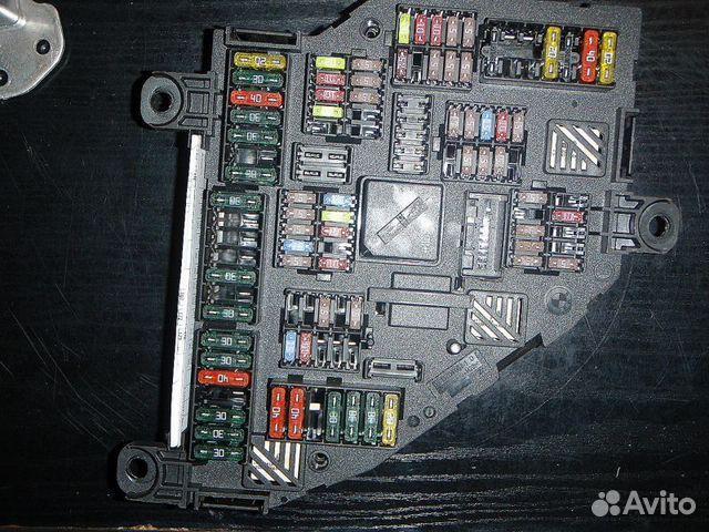 Модуль блок предохранителей