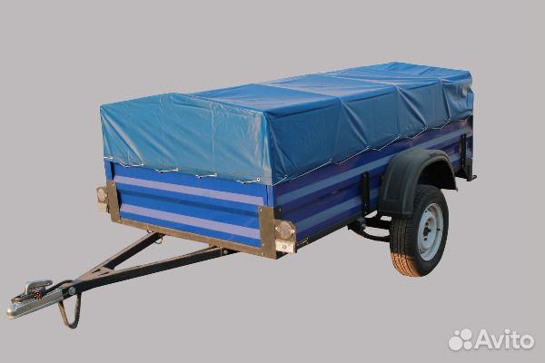 Объявления о продаже прицепов - цены на тенты, легковые прицепы и прицепы для лодок бу и новых в рязани на avito