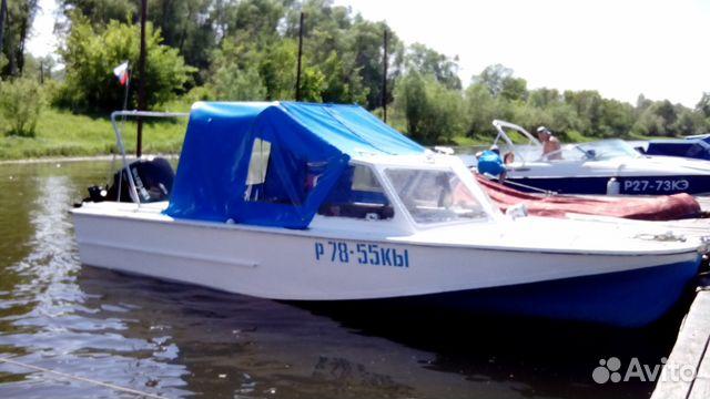 лодочный транспорт самара авито