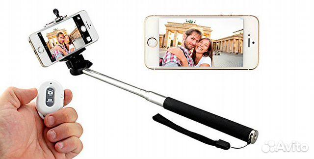Как сделать палку для селфи для смартфона