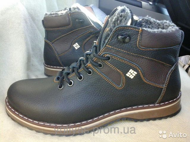 Valeria мужская обувь