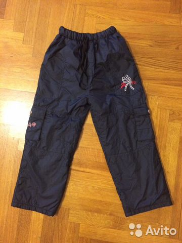 Insulated pants new(winter)