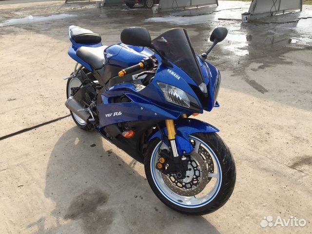 Yamaha yzf r6 год 2013, 110000, image 1