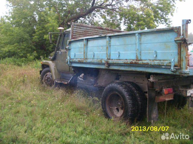 Газ 3309 Дизель.