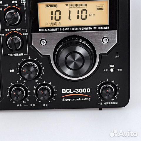 Радиоприемник Tecsun BCL-3000