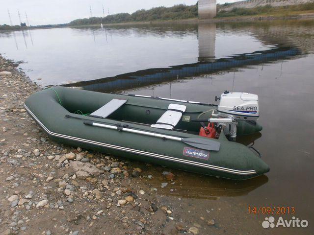 лодка якс 330 до скольки лошадей мотор