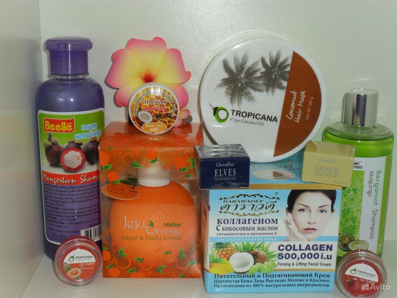 Что покупать из косметики в тайланде 10 фотография