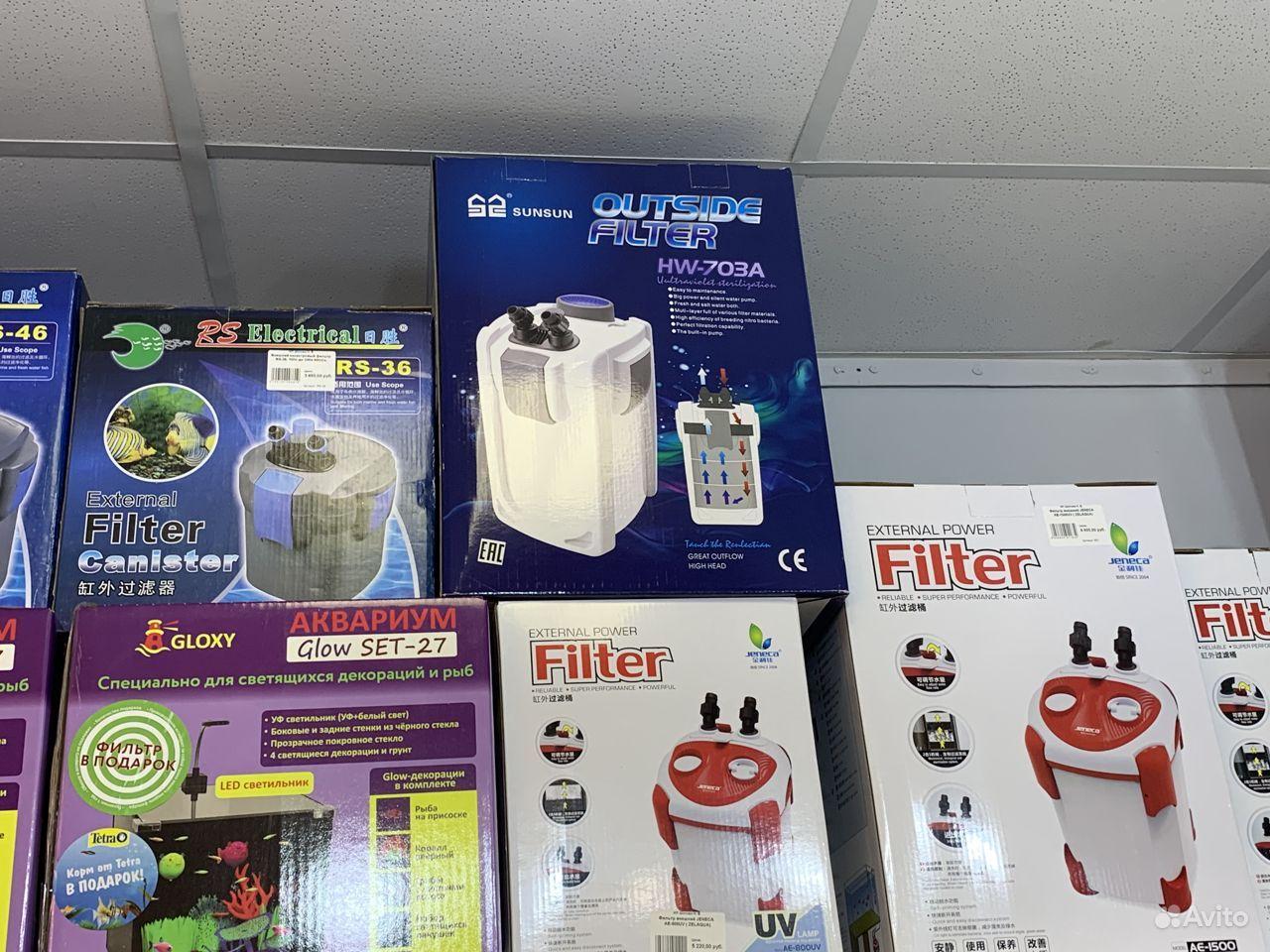 Фильтр sunsun HW-702A для аквариумов до 300 л купить на Зозу.ру - фотография № 7