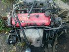 Двигатель Mazda 323f слепая 1.5 мкпп