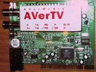 PCI TV+ FM tuner AverTV203