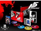 Persona 5 Famitsu DX Pack 3D Crystal Set