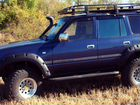 Расширители арок lapter Toyota Land Cruiser 80 130