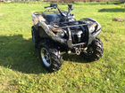 Yamaha Grizzly 700 квадроцикл 2008г