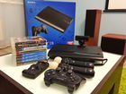 Sony PlayStation 3 SuperSlim 500Gb + Move + 27 игр