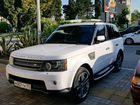 Land Rover Range Rover Sport 5.0AT, 2010, 150000км