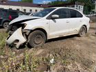 Volkswagen Polo 1.6AT, 2012, седан, битый