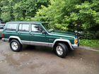 Jeep Cherokee 2.1МТ, 1991, 400000км