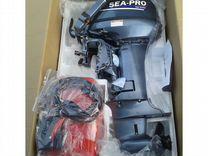 Лодочный мотор SeaPro 9.9 новый