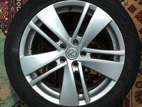 Колеса R18 Lexus LS460 летние 245 45 (40)
