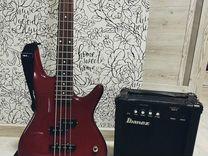 Бас гитара Ibanez Bass Jumpstart