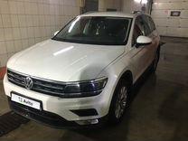 Volkswagen Tiguan 2.0AT, 2017, 118901км