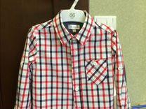 Рубашка для мальчика 2 шт 80 р-ра Зеленоград