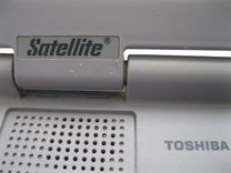 Ноутбук Toshiba Satellit