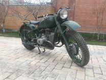Ирбит (Урал) М-61