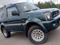 Suzuki Jimny, 1999 г., Ульяновск