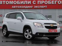 Chevrolet Orlando, 2014 г., Краснодар