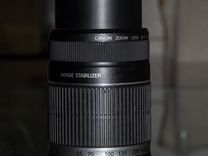 Телевик Canon 55-250IS со стабом