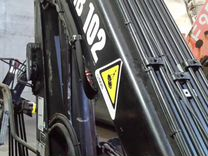 Кран манипулятор Hiab 102