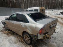 Ford Focus, 2003, с пробегом, цена 75 000 руб. — Автомобили в Муроме