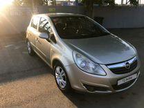 Opel Corsa, 2007 г., Краснодар