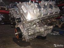 Двигатель 3UR FE контрактный, гарантия, Лексус лх — Запчасти и аксессуары в Новосибирске