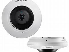 Видеокамера IP hikvision DS-2CD2942F, 1.6 мм белая