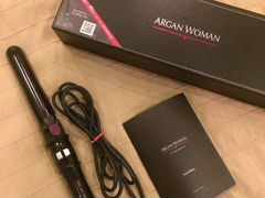 "Щипцы argan woman AutoBaby Pro 1.25"" Rotating Auto"