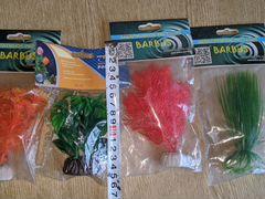 Растения пластиковые для аквариума