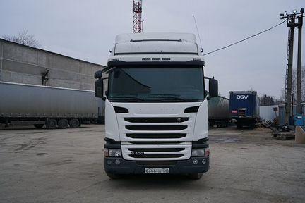 Тягач Scania G400 объявление продам