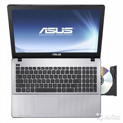 Ультрабук Asus x550cc core i7+ 6gb Ddr3/500/gf 720— фотография №1