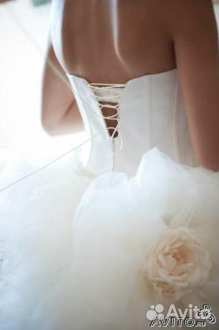 88b3dcca420 Свадебное платье