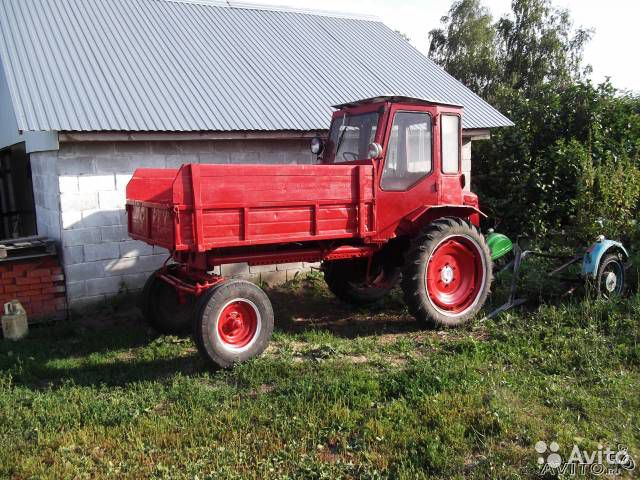 Трактор Т-40 - ООО ПБП
