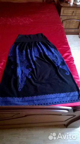 длинные юбки в махачкале правильно